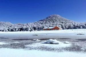 丰都南天湖冰雪一日游