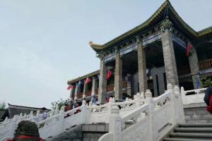 两江国际影视城+重庆际华园