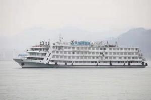 重庆到宜昌长江三峡游轮顺道单程3日游
