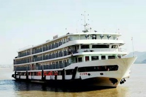 长江三峡浮泰游轮单程3日游