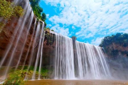 云阳龙缸•云端廊桥、张飞庙、万州大瀑布二日
