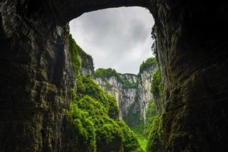 【钻石】土家宴武隆天坑三桥、龙水峡地缝一日游