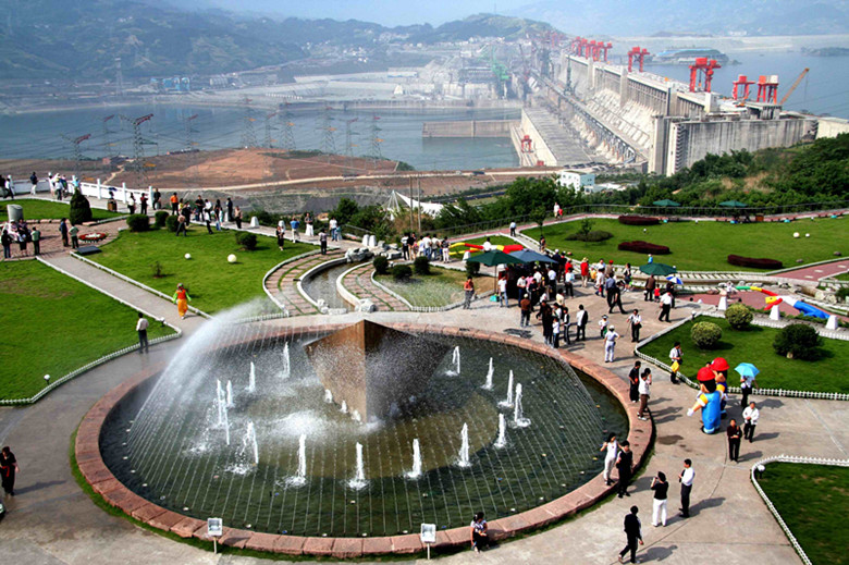 长江三峡轮船单程二日游