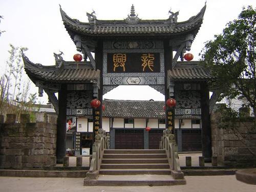 重庆双凤桥l临空旅游集散中心至龙兴古镇直通车